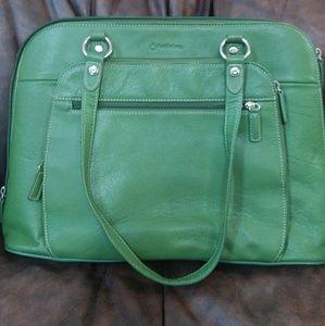 Handbags - Franklin Cove computer/ipad Bag